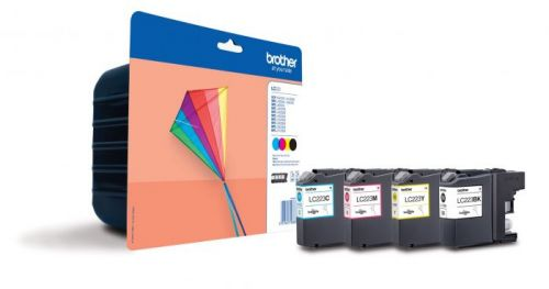 Brother LC223 Black / Colours Ink Cartridge