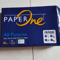 Paper One A4 80 gsm
