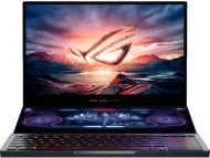 """ASUS ROG Zephyrus Duo Gaming Laptop, 300Hz 15.6"""" FHD Gsync + Secondary Display"""