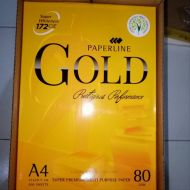 Paperline Gold A4 80 gsm